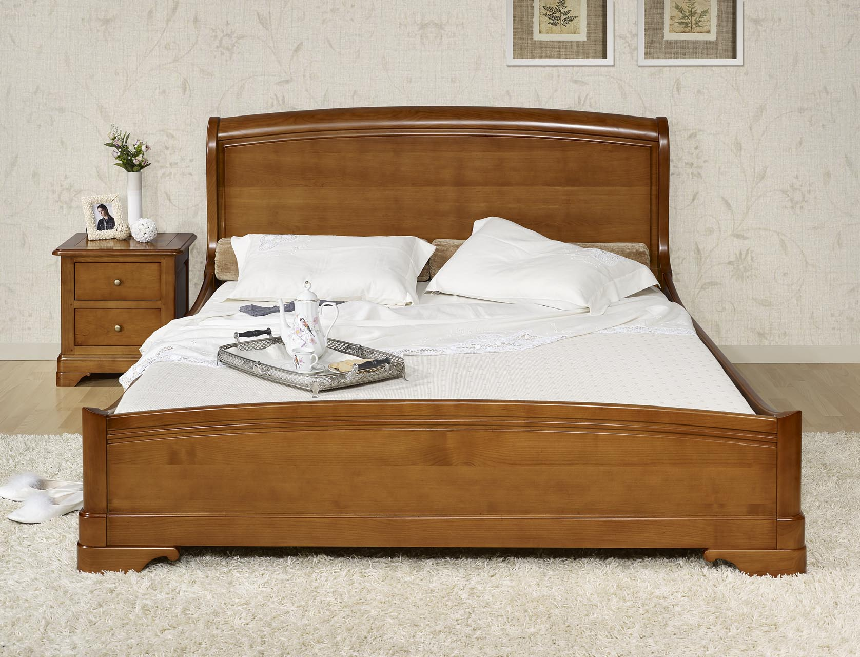 Bedombouw 160x200 Beautiful Heimdal Bed Xfront With