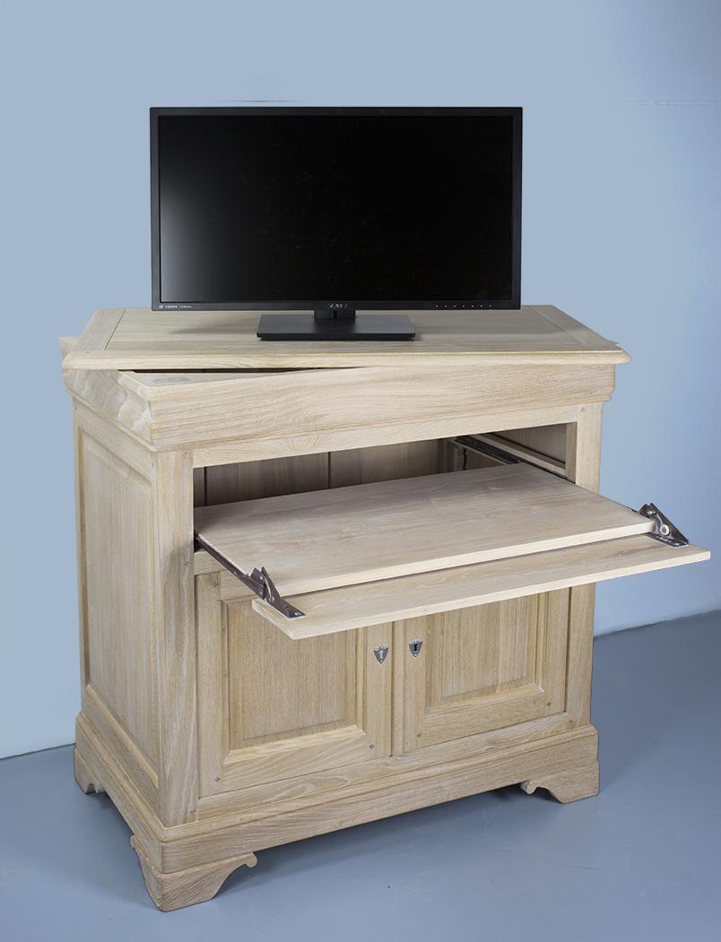 Muebles Roble Macizo Myfurniture Mueble De Tv Industrial De Roble  # Muebles Eguiluz