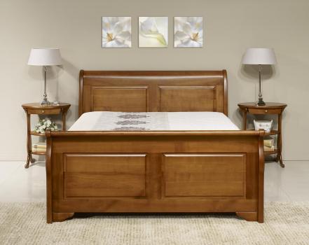 Muebles de madera maciza, madera de roble y abedul