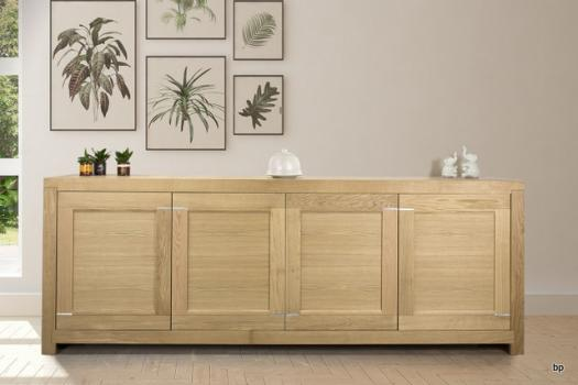 Aparador comedor Muebles de madera maciza, madera de roble y ...