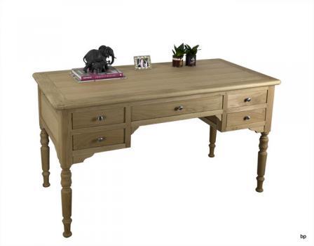 Mesas Despacho y Escritorios Muebles de madera maciza, madera de ...